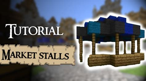 Armor Stands Minecraft by Minecraft Tutorial How To Build Medieval Market Stalls