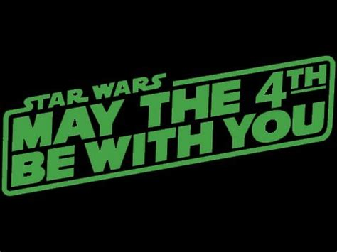 Mat The 4th Be With You - may the 4th be with you at disney s studios 5 4