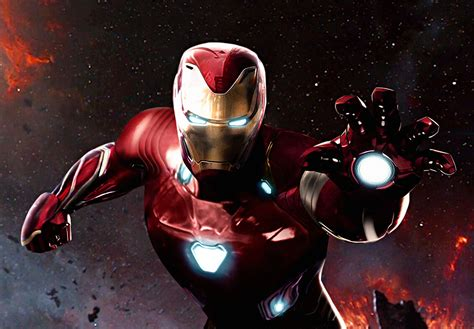 2160x3840 Iron Man Suit In Avengers Infinity War Sony