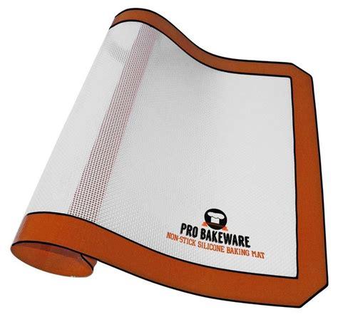 silicone bakeware baking sheet safe mat