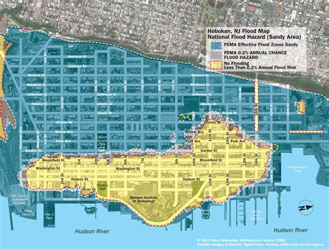 Fema Flood Zone Maps Little Egg Harbor Nj