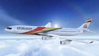Stunning livery of Air Belgium's Airbus A340 - Aviation24.be
