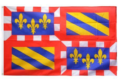drapeau bourgogne 90 x 150 cm maison des drapeaux