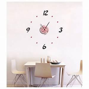 Grosse Pendule Murale : finest grosse horloge murale design classique xl walltime ~ Teatrodelosmanantiales.com Idées de Décoration