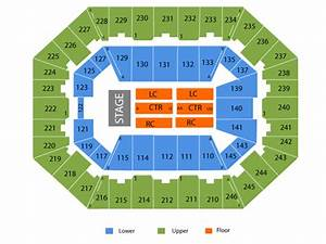 Charleston Civic Center Seating Chart Events In