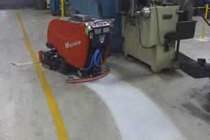 floor scrubber sweepers magnum walk behind scrubber