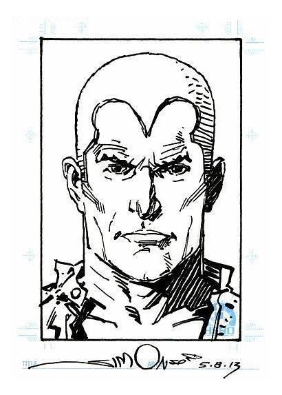 Coloring Savage Doc Books Simonson Walt Kickstarter
