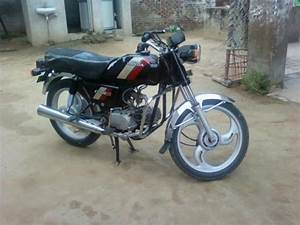 Hero Honda Cd100ss Modified