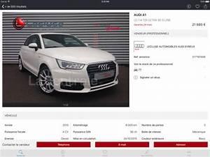 Cote Vehicule La Centrale : la centrale voiture d occasion et argus dans l app store ~ Gottalentnigeria.com Avis de Voitures