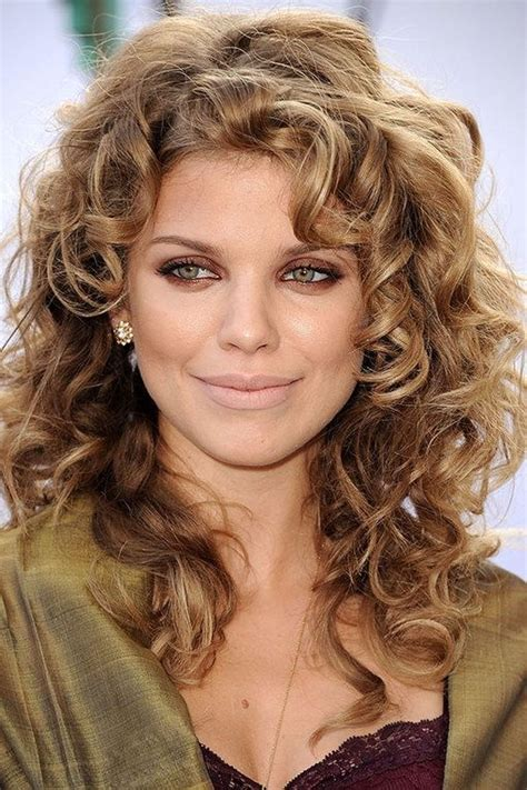 actress long curly hair celebrity curly hair for women hairstyles haircuts for