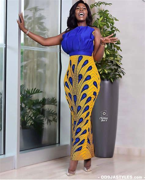 latest nigeria ankara styles  collection  ankara fashion designs  odjastylescom