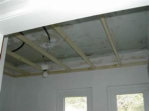 Pose Lambris Pvc Plafond Collé : peindre sur du lambris pvc 20170601210614 ~ Premium-room.com Idées de Décoration