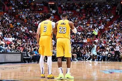 Lakers Players Season Angeles
