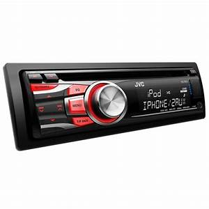 Jvc Kdr53 Cd Player With Usb And Aux-in 50wx4