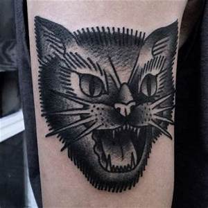 Cat Tattoo: Picking the Purrfect Style   Richmond Tattoo Shops