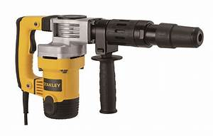 STANLEY | Power tools | Concrete | 5kg SDS-Max Chipping Hammer
