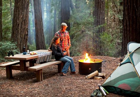Getaways Ventana Big Sur by Ventana Cground Big Sur Cing In The Redwoods