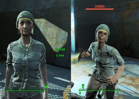 npc zombie fallout resurrection mods walkers fallout4 nexusmods
