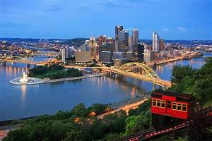 Pittsburgh Summer Photograph by Emmanuel Panagiotakis