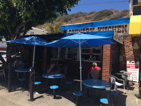 Exploring California Country Kitchen In Malibu