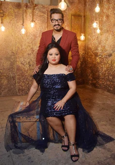 Wow! Bharti Singh loses 10 kgs ahead of wedding with Harsh ...