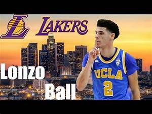 "Lonzo Ball (LAKERS HYPE) Mix ""I'm Coming Home"" 