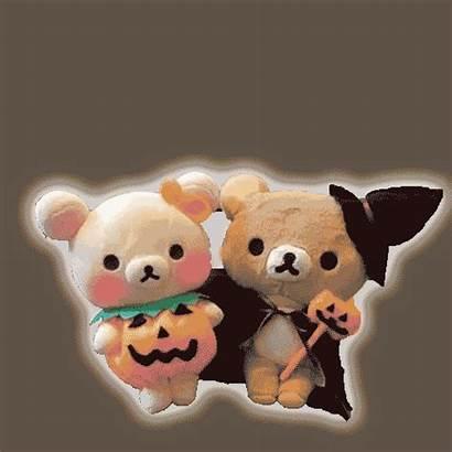 Halloween Happy Say Bears Wishes Ecard Customize