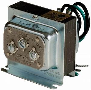 Alpha Communications U2122 592 Pigtail Transformer 16  24vac