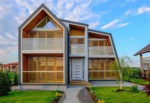 Holz Fertighaus Bungalow : fertighaus cnc bausatz systeme aus holz ~ Markanthonyermac.com Haus und Dekorationen