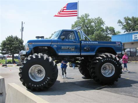 new bigfoot monster truck 246 best images about bigfoot 4x4x4 fans on pinterest