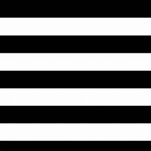 Large Black And White Horizontal Striped Area Rug For Home ...