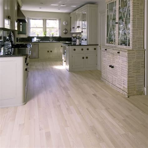 Junckers 14mm Nordic Beech Harmony Solid Beech Flooring