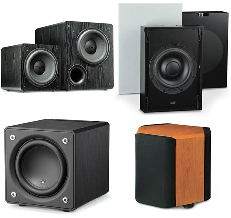 Best Subwoofer The 10 Best Subwoofers To Buy Right Now Sound Vision