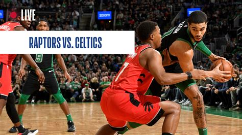 Toronto Raptors vs. Boston Celtics Game 1: live score ...