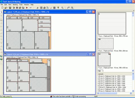 popular  stock cutting optimization bar length nesting
