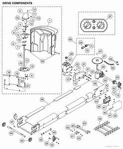 Western Tornado Drive Parts Serial  0905