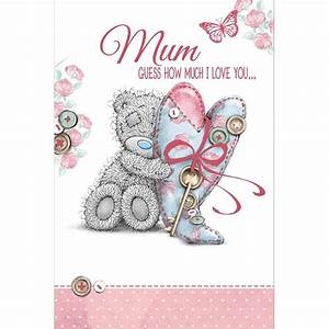 Mothers Day Me to You Bear Cards 2017   eBay