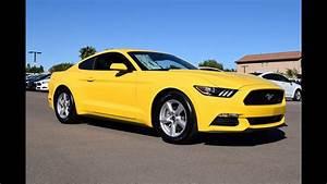 2015 Ford Mustang V6 Walkaround - YouTube