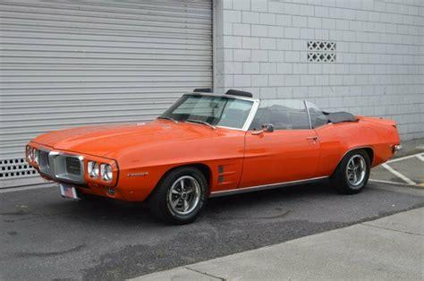 old cars and repair manuals free 1968 pontiac bonneville lane departure warning 1968 pontiac firebird orange manual 3577 miles classic pontiac firebird 1968 for sale