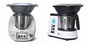 Robot De Cuisine Thermomix : las diferencias entre thermomix y monsieur cuisine plus del lidl ~ Melissatoandfro.com Idées de Décoration