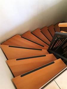 Anti Rutsch Fliesen : karagrip pro schwarze antirutschstreifen treppe fliesen ~ Watch28wear.com Haus und Dekorationen