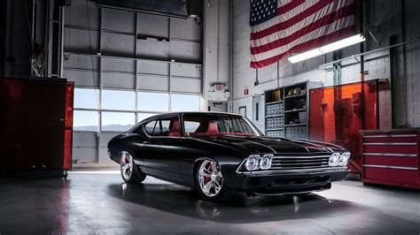 Chevy Wallpaper For Laptop by Wallpaper Chevrolet Chevelle Classic Cars Hd Automotive