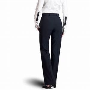Combinaison Pantalon Femme Bleu Marine : pantalon femme bleu marine coupe classique l gance et qualit ~ Dallasstarsshop.com Idées de Décoration