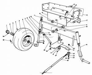 Toro Professional 30754  Groundsmaster 117  1985  Sn