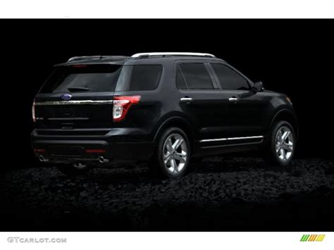 2012 Black Ford Explorer Xlt 4wd #54418370 Gtcarlotcom