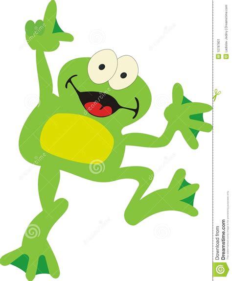 cute hopping frog clipart clipart panda  clipart
