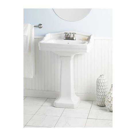 18 inch pedestal sink 24 best images about bathroom on pinterest east bay
