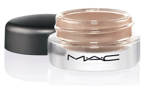 mac india cosmetics pro longwear paint pot camel coat