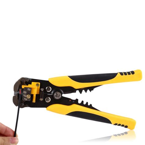 automatic cable wire crimper 2016 high quality multifunctional automatic crimper