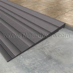 Flooring Transition Strips Rubber by High Quality Rubber Ramp Creates Smooth Transition Www
